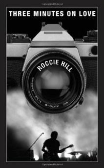Three Minutes on Love by Roccie Hill (Adult Fiction)