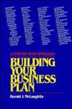 Building Your Business Plan: A Step by Step Approach by Harold J. McLaughlin (Business)