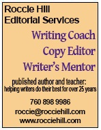 Roccie Hill Editorial Services